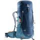 Deuter Aircontact Lite 50+10 Backpack navy-arctic